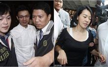 Chồng Tiểu S được phán vô tội sau 2 năm dính án gian dối