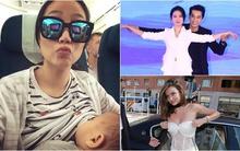 """Những hình ảnh """"hot"""" nhất của """"sao"""" trong tuần (20/9 - 26/9)"""