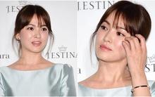 """Song Hye Kyo """"đốn tim"""" fan bởi vẻ đẹp trong trẻo"""