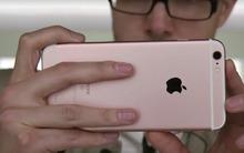 Cận cảnh iPhone 6S vàng hồng khiến fan nữ điêu đứng
