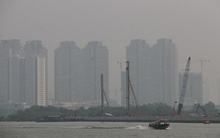 TP HCM xuất hiện 'mù khô' do ô nhiễm