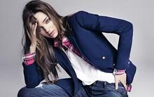 Miranda Kerr tiếp tục làm gương mặt đại diện cho Mango mùa thứ 2