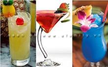 3 loại cocktail dễ làm, ngon miệng, bắt mắt
