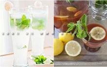 2 loại cocktail mát  lạnh cho mùa hè sảng khoái