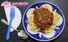 Món ngon cuối tuần: Mỳ Ý sốt bò băm