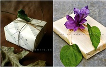 4 cách trang trí hộp quà đơn giản mà ấn tượng