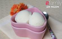 Kem sầu riêng sữa dừa thơm lừng mịn mượt