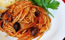 Mỳ Ý thơm ngon cho bữa sáng đủ chất