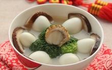Canh trứng cút lạ miệng ngon cơm