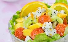 Giải nhiệt ngày hè với salad trái cây ngon mát