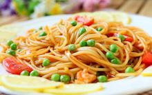 Mỳ Ý tốc hành cho bữa sáng đủ chất