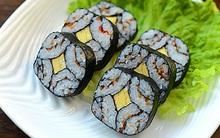 Cách làm sushi độc đáo, đẹp mắt