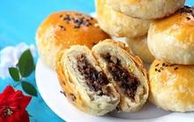 Bánh bao ngàn lớp nóng hổi thơm phức