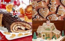 Trổ tài khéo tay với 6 món bánh Giáng Sinh cực hấp dẫn