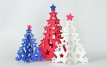 Cách làm cây thông Noel giấy dễ dàng, đẹp mắt