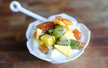 Ngon miệng, đẹp da với salad trái cây sắc màu