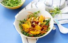 Salad cam làm dễ ăn ngon!