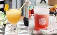 2 cách pha nước Soda thơm ngon với trái cây