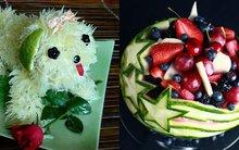 4 cách tỉa trái cây cực đẹp đón Trung thu