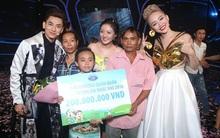 """""""Cậu bé nghèo"""" Hồ Văn Cường thắng thuyết phục mùa đầu tiên Vietnam Idol Kids"""