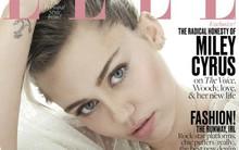 Miley Cyrus diện váy trắng như cô dâu, kể