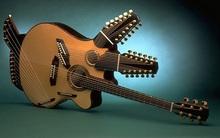 Chiêm ngưỡng 10 loại nhạc cụ độc đáo nhất trên thế giới