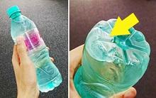Tại sao dưới đáy chai nhựa lại có ký hiệu này? Đây là điều bạn cần biết để tránh gây hại cho sức khỏe