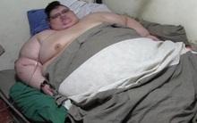 Chàng béo 500kg bắt đầu ăn kiêng để tự cứu mình