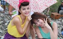 Hari Won ngọt ngào song ca cùng Phạm Quỳnh Anh