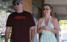 Britney Spears cùng bạn trai mới đưa các con đi chơi