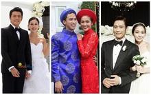 Những đám cưới đình đám hội tụ dàn