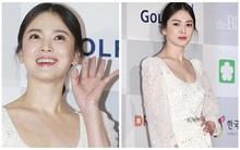 Song Hye Kyo đẹp như 1 thiên thần trên thảm đỏ