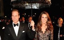 Công nương Kate đã mang bầu lần 2 được 3 tháng