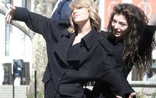 Taylor Swift không ngại
