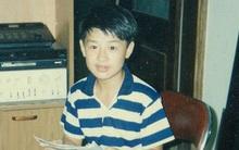 Ca sĩ Hoàng Hải đẹp trai từ bé