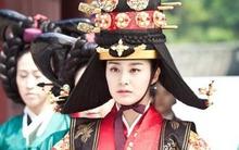 Kim Tae Hee đẹp rực rỡ trong lễ sắc phong Hoàng hậu