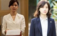 """Vẻ đẹp """"thách thức thời gian"""" của Hoa hậu Lee Bo Young"""