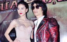 Ngô Thanh Vân gợi cảm bỏng mắt bên Dustin Nguyễn