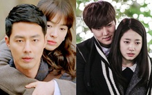"""7 cặp đôi """"gây bão"""" màn ảnh Hàn 2013"""