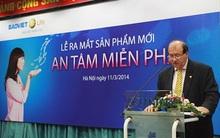 Khách hàng Bảo Việt Nhân thọ thêm cơ hội được bảo hiểm miễn phí đặc biệt