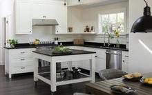 Bàn di động đa năng - nội thất tuyệt vời cho gian bếp nhỏ