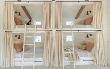 Những thiết kế giường ngủ độc và tiết kiệm diện tích
