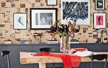 5 cách đơn giản làm mới căn nhà bạn bằng giấy báo cũ