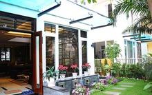 Thích mê ngôi biệt thự xinh xắn và yên bình ở Việt Hưng - Hà Nội