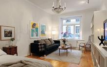 Tư vấn cải tạo căn hộ chung cư 28 mét vuông cho vợ chồng trẻ