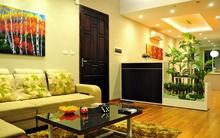 Ngắm căn hộ xanh và thanh lịch của vợ chồng tiến sĩ trẻ tại Hà Nội
