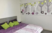 Tư vấn bố trí nội thất khoa học cho phòng ngủ 10 mét vuông