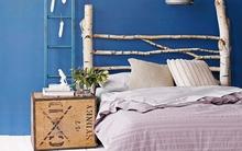 Trang trí đầu giường ấn tượng để phòng ngủ thêm lôi cuốn