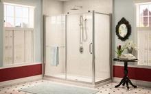 Bồn tắm đứng - giải pháp nới rộng không gian cho phòng tắm