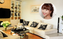 Căn hộ trang nhã của gia đình hot girl trong sáng Quỳnh Anh Shyn